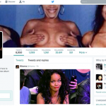 Rihanna Responds To TLC's Comments About Her Nudity