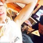 Miley Cyrus Gets New Tattoo In Honour Of Her Dog Floyd That Passed Away