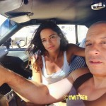 Michelle Rodriguez and Vin Diesel Pay Tribute To Paul Walker
