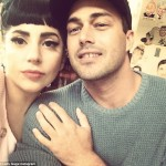 Lady Gaga Cuddles Up To Her Boyfriend Taylor Kinney In New Instagram Snap