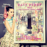 Katy Perry Sells 72 Million Digital Sings Making Her The Most Settling Digital Artist Of All Time!