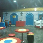 Krusty Krab Spongebob Restaurant Pops Up And It Looks So Much Like The Cartoon!