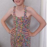 Loom Band Dress Reaches £150,000 Bids On eBay!