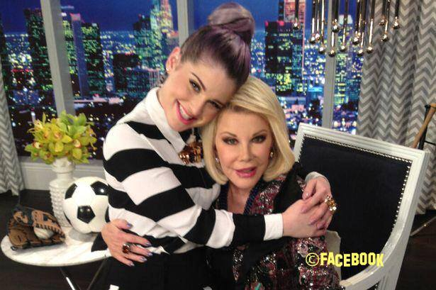 Kelly Osbounre Speaks For The First Time About The Death Of Joan Rivers