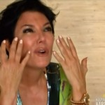 Kris Jenner Flies For A Divorce From Bruce Jenner!