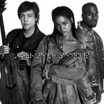 Rihanna Premieres New Single, 'FourFiveSeconds' featuring Kanye West and Paul McCartney