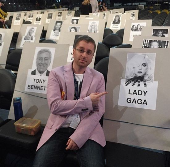 lady-gaga-grammy-awards-seat