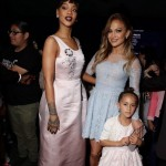 PHOTOS: Rihanna and Jennifer Lopez attend 'Home' Premiere in Los Angeles