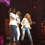Destiny Child Reunite at 2015 Stellar Gospel Music Awards / Beyonce, Michelle Williams and Kelly Rowland Perform 'Say Yes'
