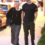 Miley Cyrus and Patrick Schwarzenegger Spotted Kissing on a Dinner Date