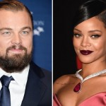 First Pictures of Leonardo DiCaprio and Rihanna Together