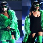 Rihanna Performs 'B*tch Better Have My Money' On iHeartRadio Music Awards