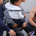 Beyonce & Blue Ivy Spotted Out and About in Los Angeles