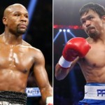 Mayweather vs. Pacquiao Tickets Sell Out in 60 Seconds