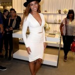 Beyonce Looking Amazing at Giuseppe Zanotti Boutique Opening