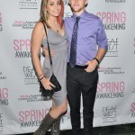 "Paris Jackson Looking Amazing With Boyfriend at the Opening Night Of Deaf West Theatre's ""Spring Awakening"""