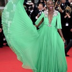 Lupita Nyong'o Stuns at Cannes 2015 Opening Ceremony