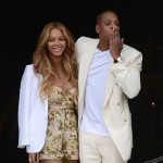 Beyonce and Jay Z Mobbed By Fans at Tidal Headquarters in Oslo (Video)