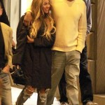 Beyonce and Jay Z Spotted in Florence, Italy