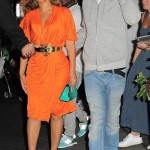 Beyonce and Jay Z Out For Dinner Date in New York City
