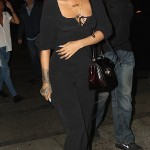 Rihanna Parties With Leonardo DiCarprio at a Nightclub