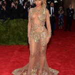 Beyonce is Almost Nekkid at the Met Gala 2015 Ball