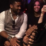 Ciara Gets Cozy With Boyfriend Russell Wilson at 'Jackie Tour' AfterParty