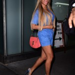 Celebrities Out and About: Beyonce, Rihanna and Drake