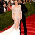 PHOTOS: Kim Kardashian Looking Amazing in Sheer Dress at Met Gala 2015