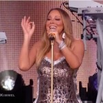 Mariah Carey Performs 'Infinity' and 'Vision of Love' on Jimmy Kimmel Live