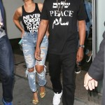 Beyonce and Jay Z Spotted in New York City