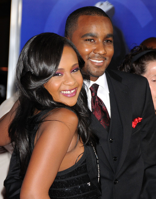 Pictured: Bobbi Kristina Brown, boyfriend Nick Gordon Mandatory Credit: Paul Marks/Broadimage Bobbi Kristina Brown Is